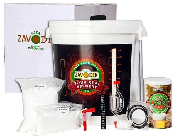 Пивоварня Beer Zavodik mini (заводик)