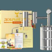 Самогонный аппарат ЛЮКС комплект